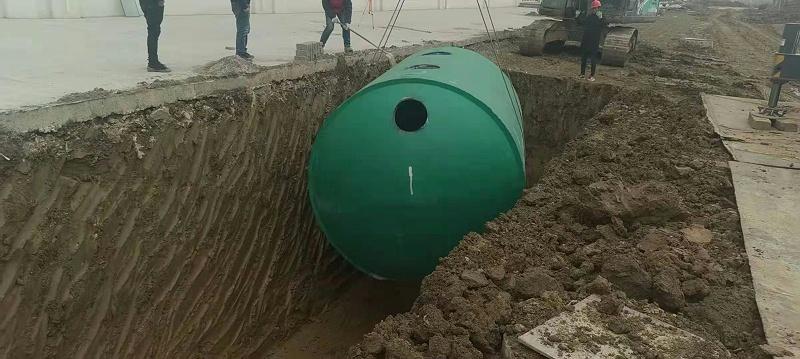 百泰钢筋混凝土化粪池