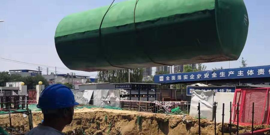 福建混凝土化粪池-合作漳州长泰金鸿邦房地产开发公司【百泰集团】