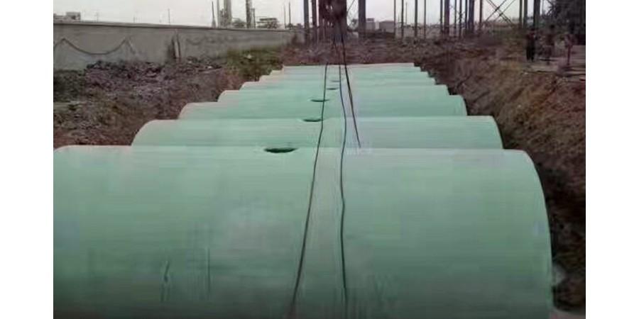 河北混凝土消防水池 -合作霸州市盛芳环保科技责任公司【百泰集团】