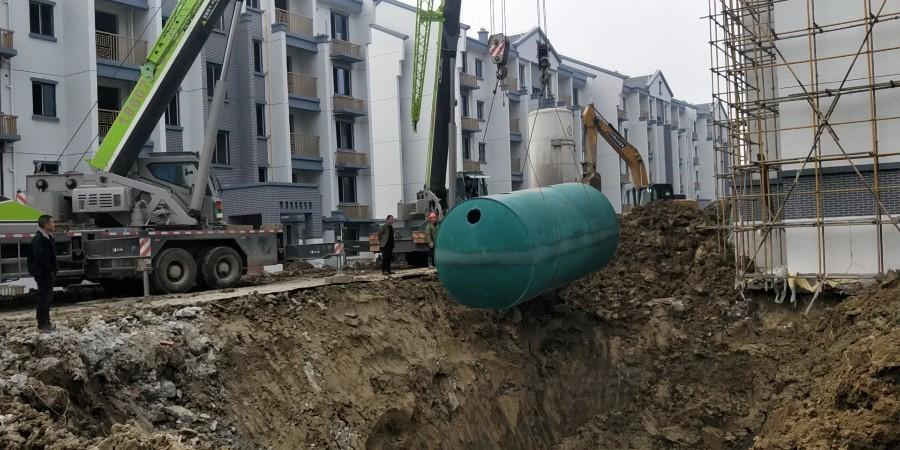浙江混凝土化粪池 -合作义乌集美置业房产开发有限公司【百泰集团】