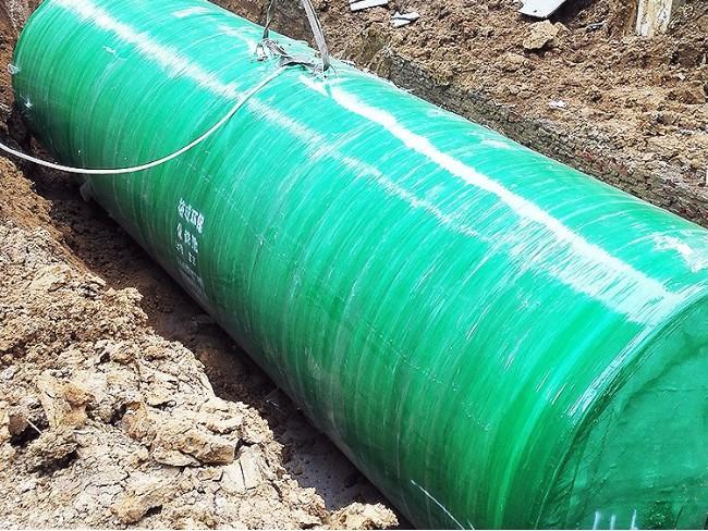 玻璃钢化粪池施工-安徽百泰_多年老牌厂家+品质保障