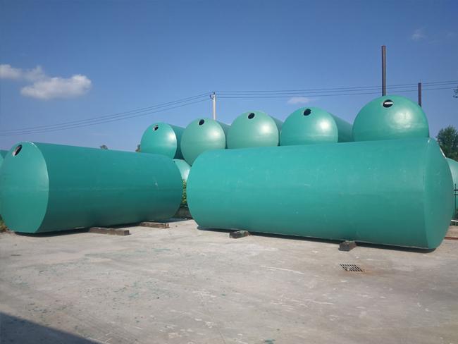 预制混凝土化粪池的产品特性有哪些?化粪池厂家告诉您