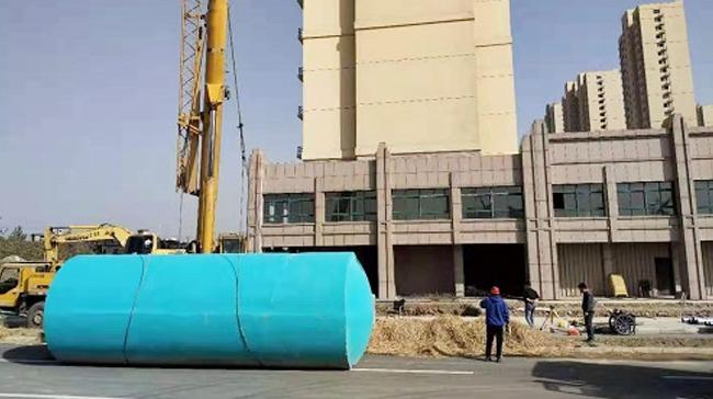 苏州园林公司定制百泰环保成品混凝土化粪池(一)
