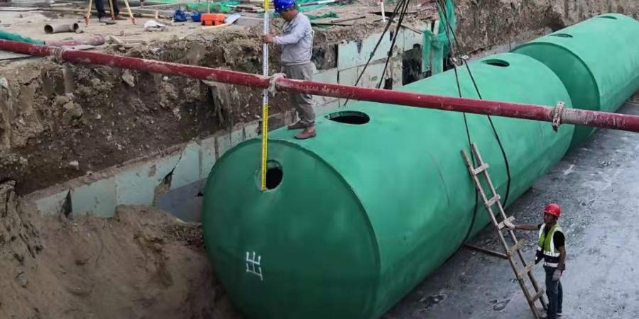 甘肃混凝土化粪池-合作兰州金翰房地产开发有限公司【百泰集团】