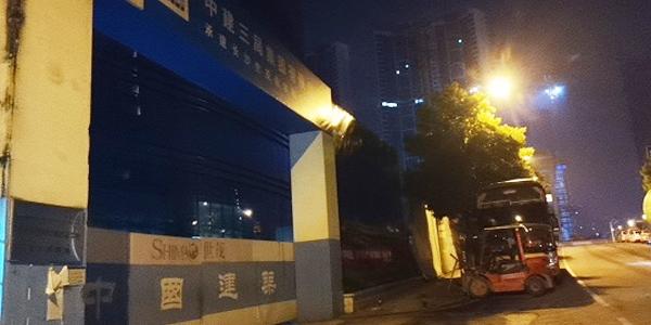 湖南成品化粪池-合作中建五局[百泰集团]