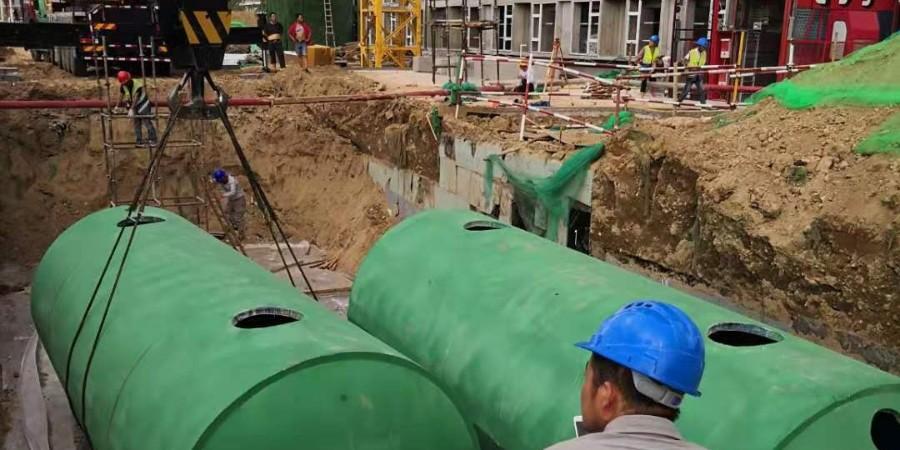 上海混凝土化粪池-合作上海实业股份责任有限公司【百泰集团】