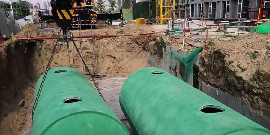 上海混凝土化粪池-合作上海洋行房地产开发有限公司【百泰集团】