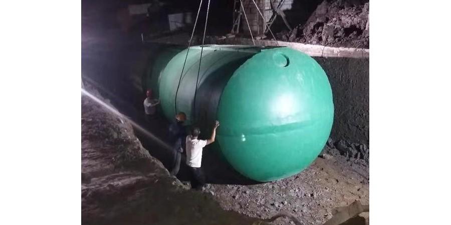 湖南混凝土化粪池-合作常德聚福房地产开发有限公司【百泰集团】