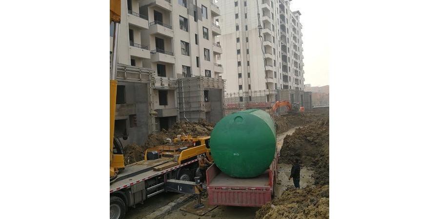 河南混凝土化粪池-合作鹤壁市颐养添福房地产公司【百泰集团】