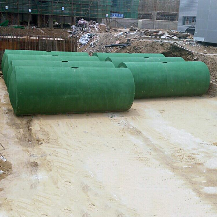百泰钢筋混凝土消防水池