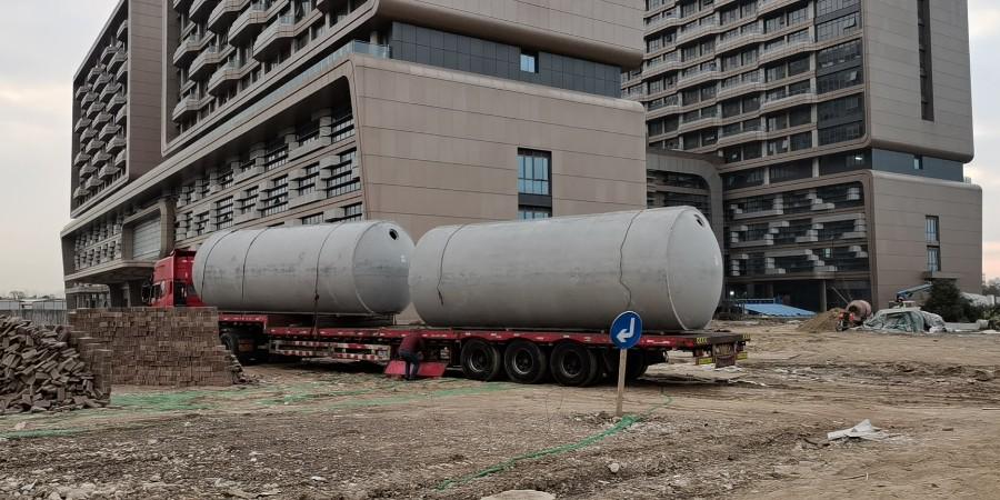 江西混凝土化粪池  - 合作于都馨逸房地产开发有限公司 【百泰集团】