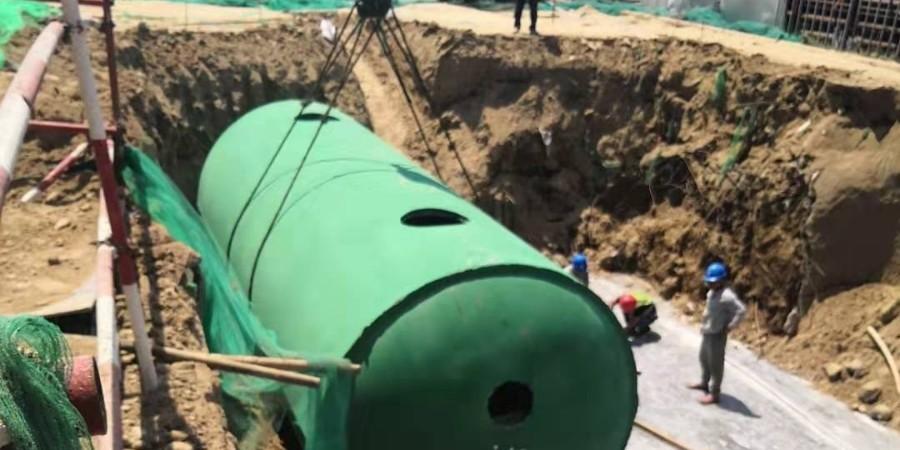 上海混凝土化粪池-合作上海融凯房地产开发有限公司【百泰集团】