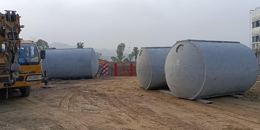 四川混凝土化粪池-  合作成都尚普智和置业有限责任公司【百泰集团】