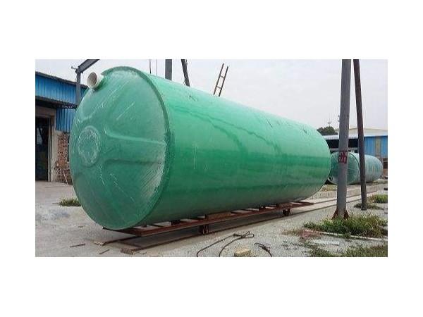 13# 100m³玻璃钢化粪池