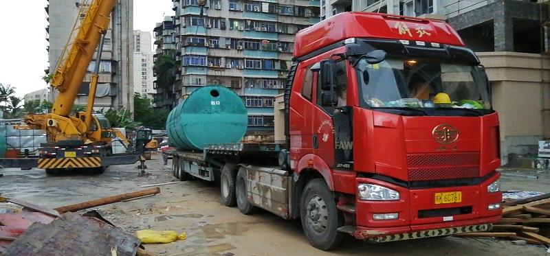 广东混凝土化粪池