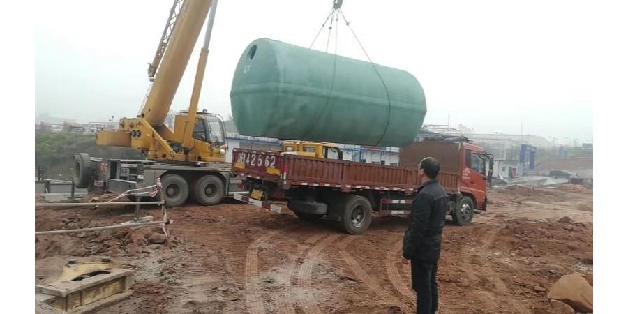 重庆混凝土化粪池  - 合作重庆亚丁堡房地产开发有限公司【百泰集团】
