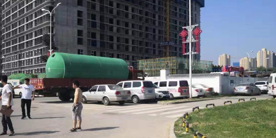 河北混凝土化粪池 - 合作保定市信泽房地产开发有限公司【百泰集团】