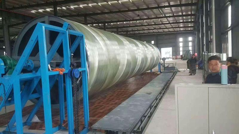安徽玻璃钢化粪池