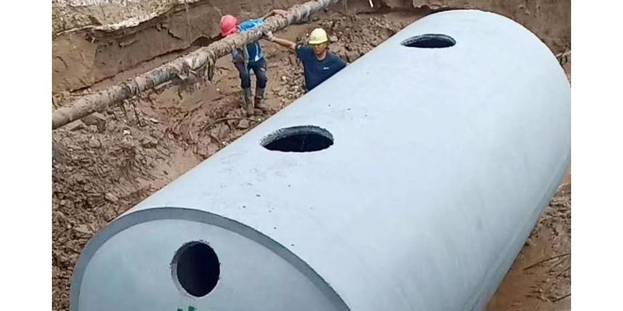河北混凝土化粪池 - 合作廊坊市源创房地产开发有限公司【百泰集团】