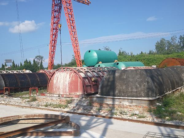 100 m³水泥化粪池