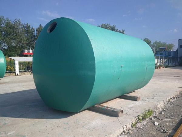 75 m³水泥化粪池