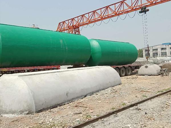 50 m³水泥化粪池