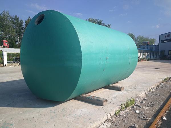 100 m³预制化粪池