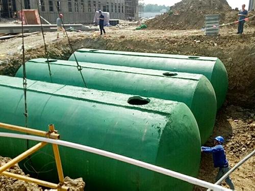 混凝土化粪池应用-工厂