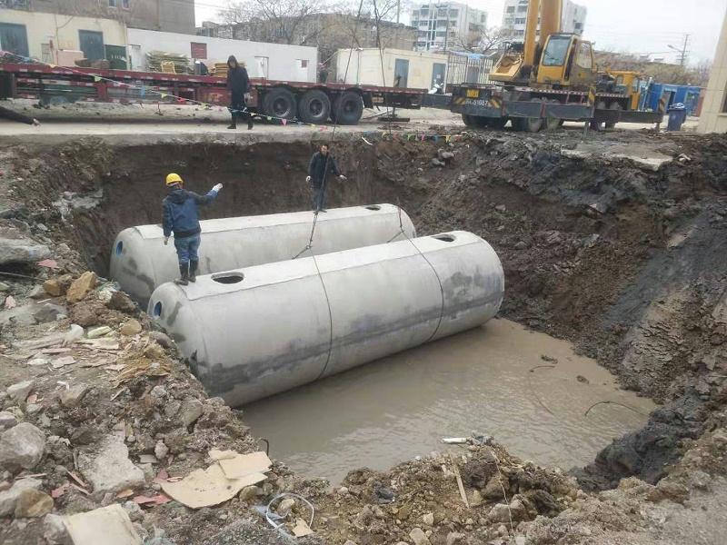 陕西混凝土化粪池