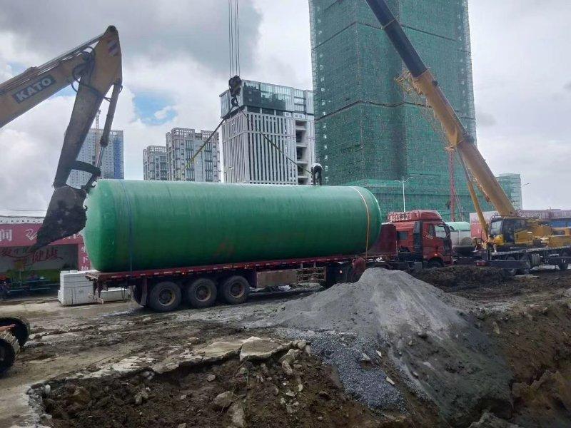 广东玻璃钢化粪池