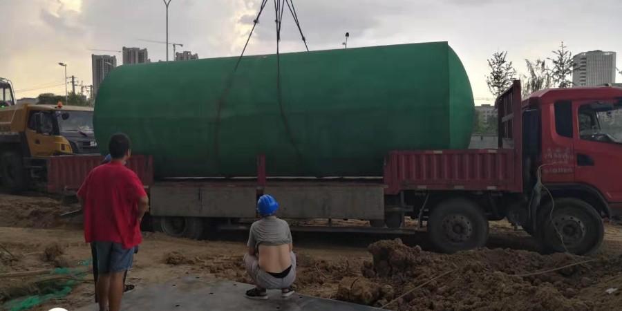 吉林混凝土化粪池-合作保利(长春)恒富房地产开发公司【百泰集团】